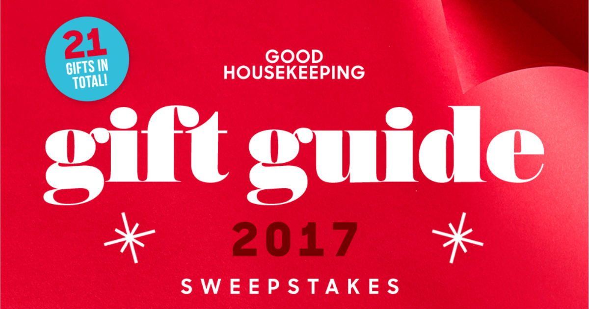 Good housekeeping magazine sweepstakes and contests