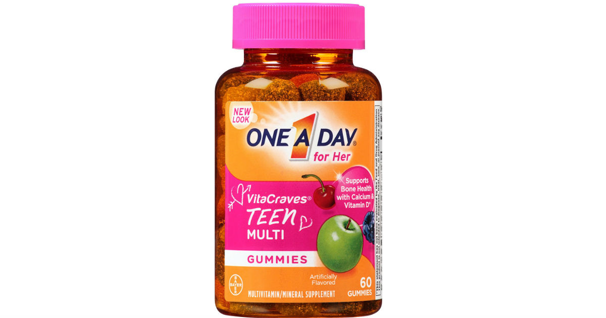 One A Day Vitamins on Amazon