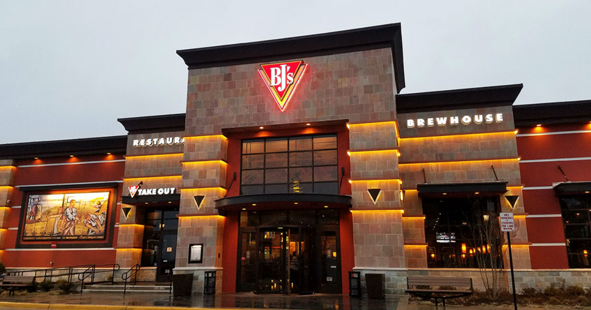 photograph regarding Bjs One Day Pass Printable named BJs Brewhouse Absolutely free Appetizer Coupon - Printable Discount codes
