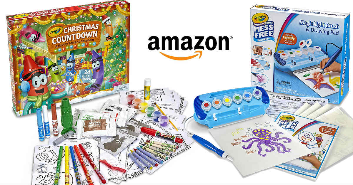 Crayola on Amazon