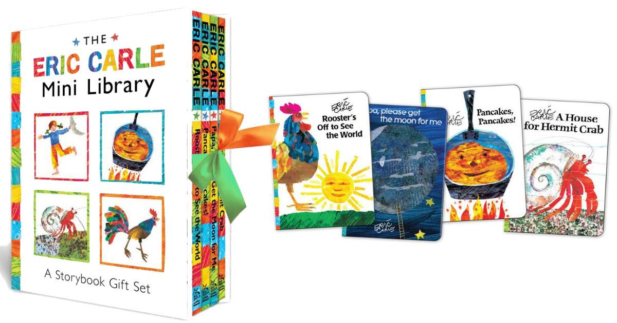 Eric Carle Storybook Gift Set.