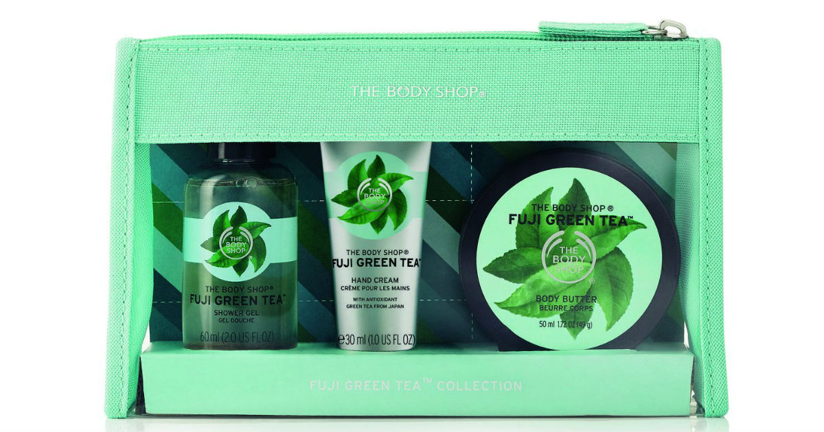 The Body Shop Gift Set on Amazon