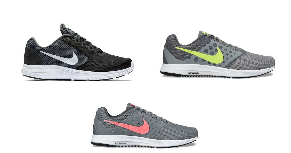 Kohl's Nike Shoes for $30 + Free $15 Kohl's Cash