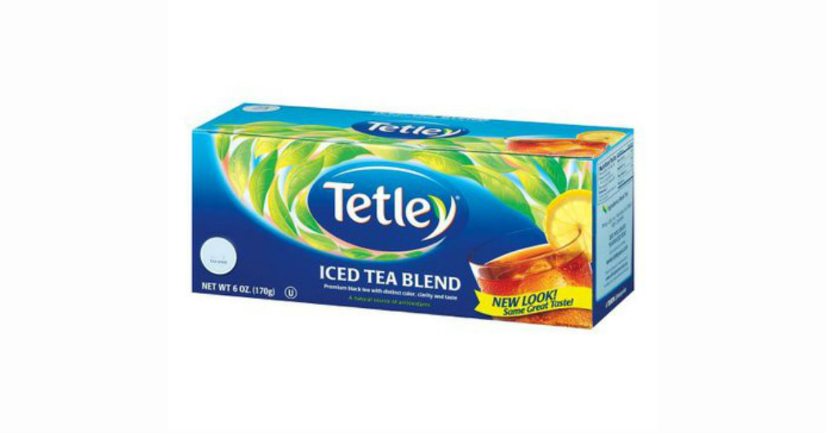 photograph relating to Dollar Tree Printable Application identify Free of charge Tetley Iced Tea Mix at Greenback Tree - Printable Discount codes