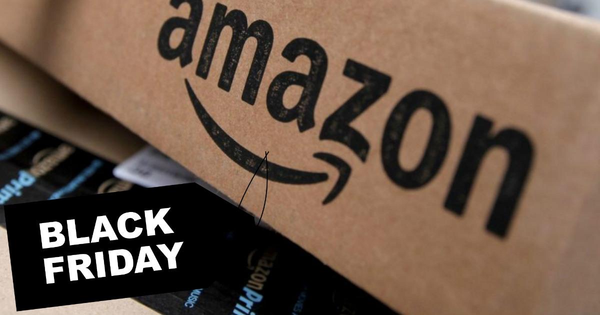 Amazon Black Friday ~ Score HU...