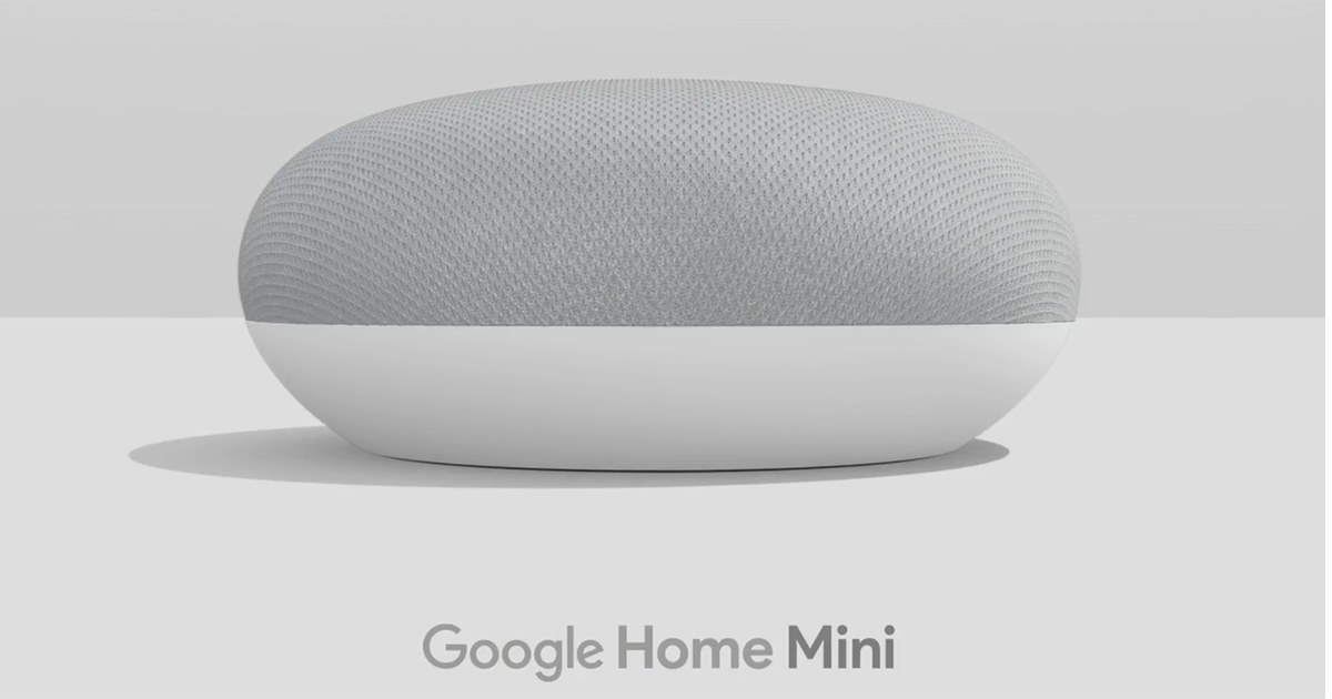 Google Home Mini on Sale $29.9...