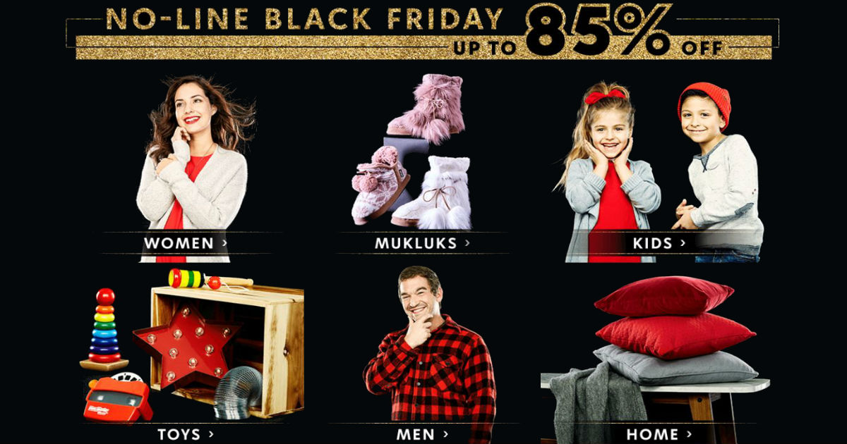 Zulily Black Friday