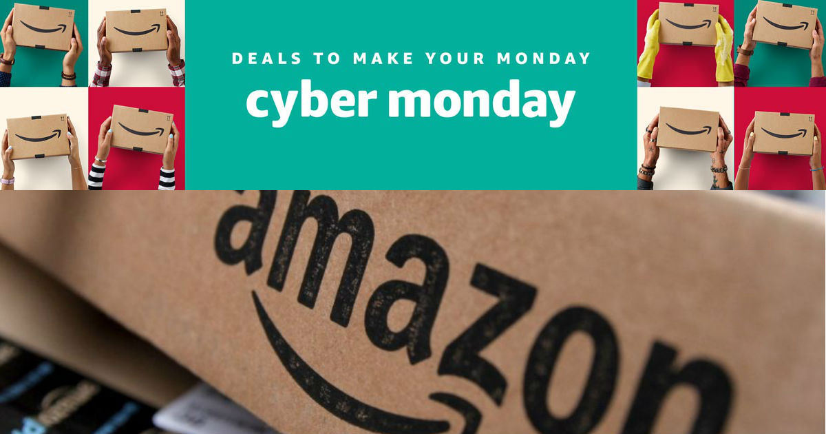 Amazon Cyber Monday Deals for.