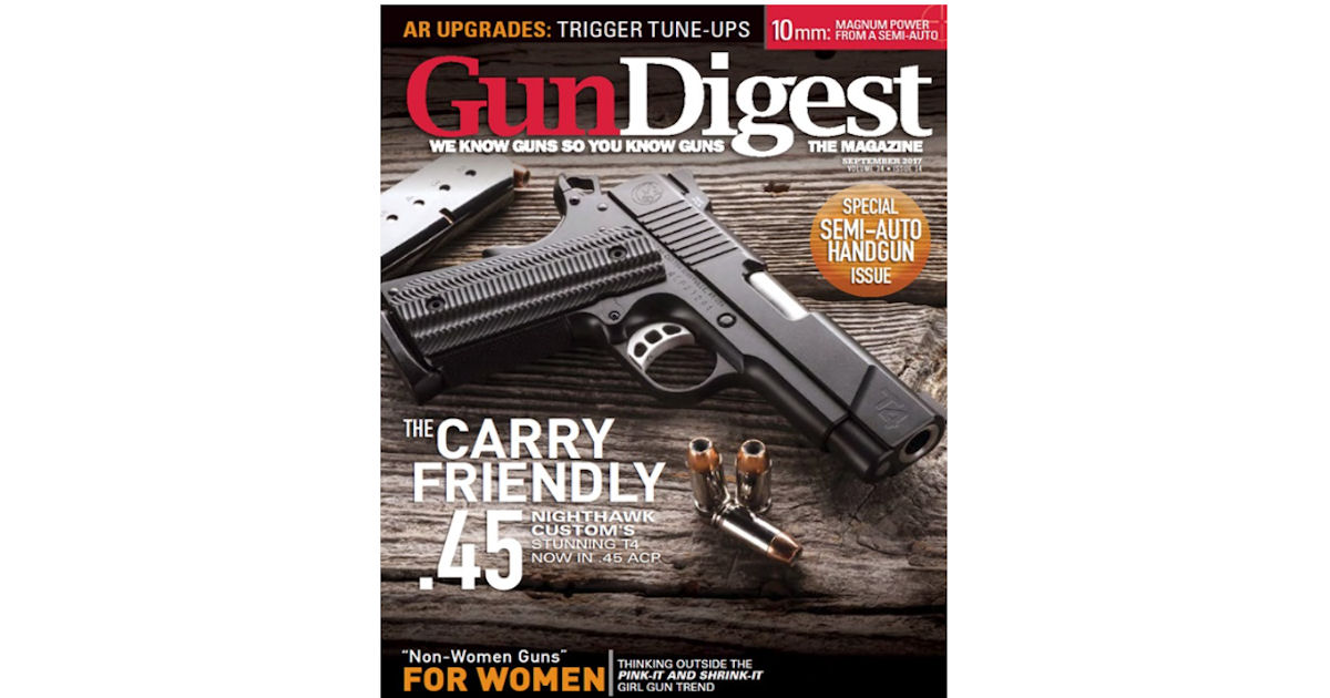 FREE Subscription to Gun Diges...