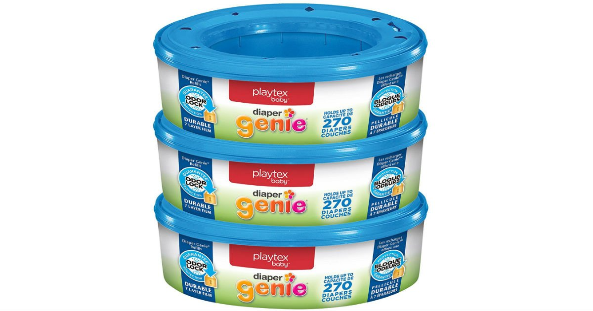 Playtex Diaper Genie on Amazon