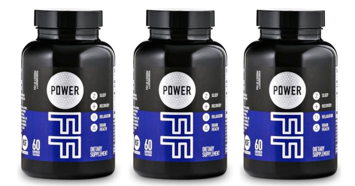 FREE Sample of Power OFF Sleep...