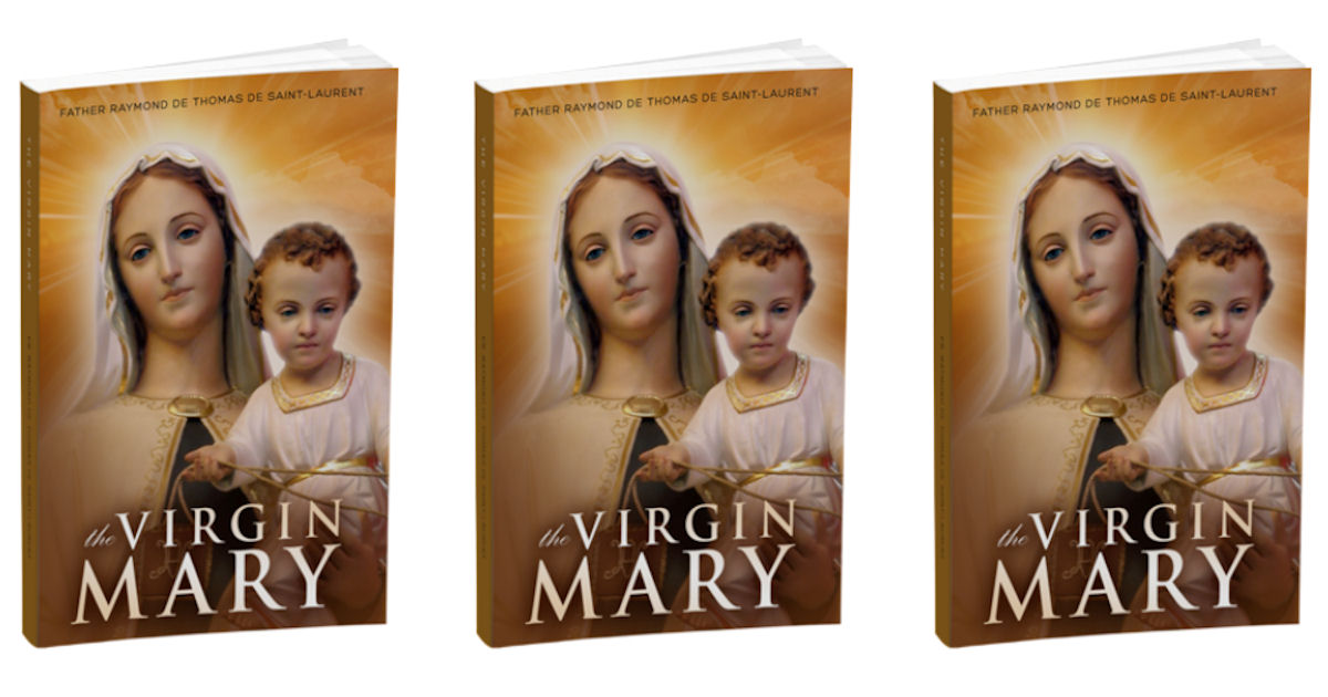 FREE The Virgin Mary Book...