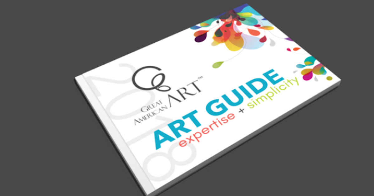 FREE 2018 Art Guide...