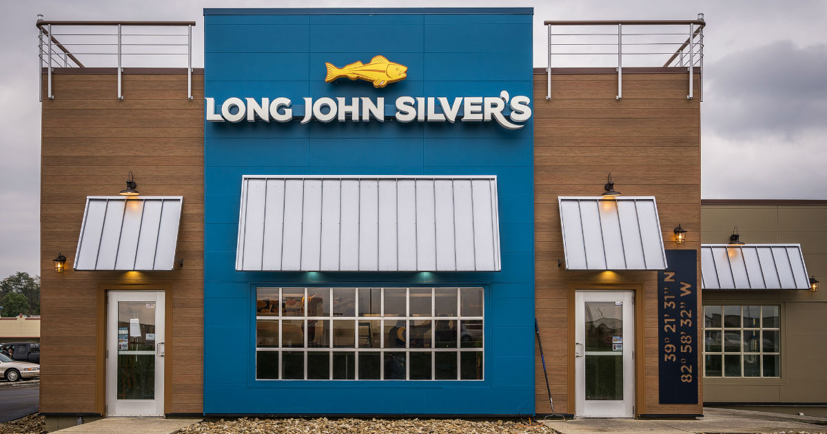 graphic about Long John Silver's Printable Coupons titled Prolonged John Silver BOGO Free of charge Dinner Coupon - Printable Coupon codes