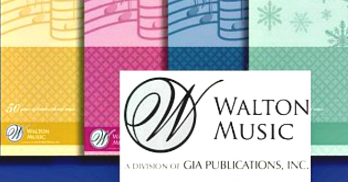 FREE Walton New Music Sampler.