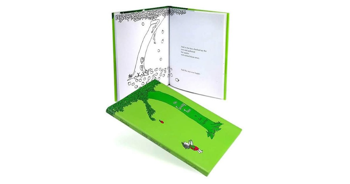 The Giving Tree Hardcover Book...