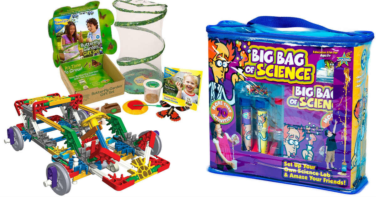 STEM toys on Amazon