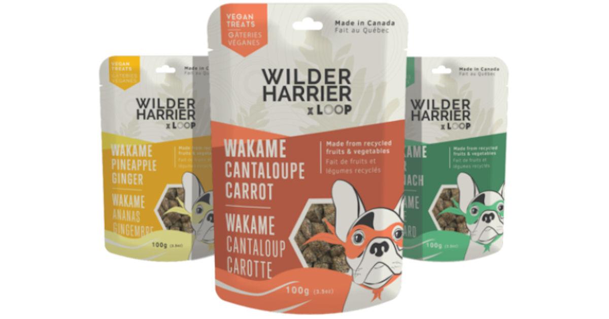 FREE Sample of Wilder Harrier.