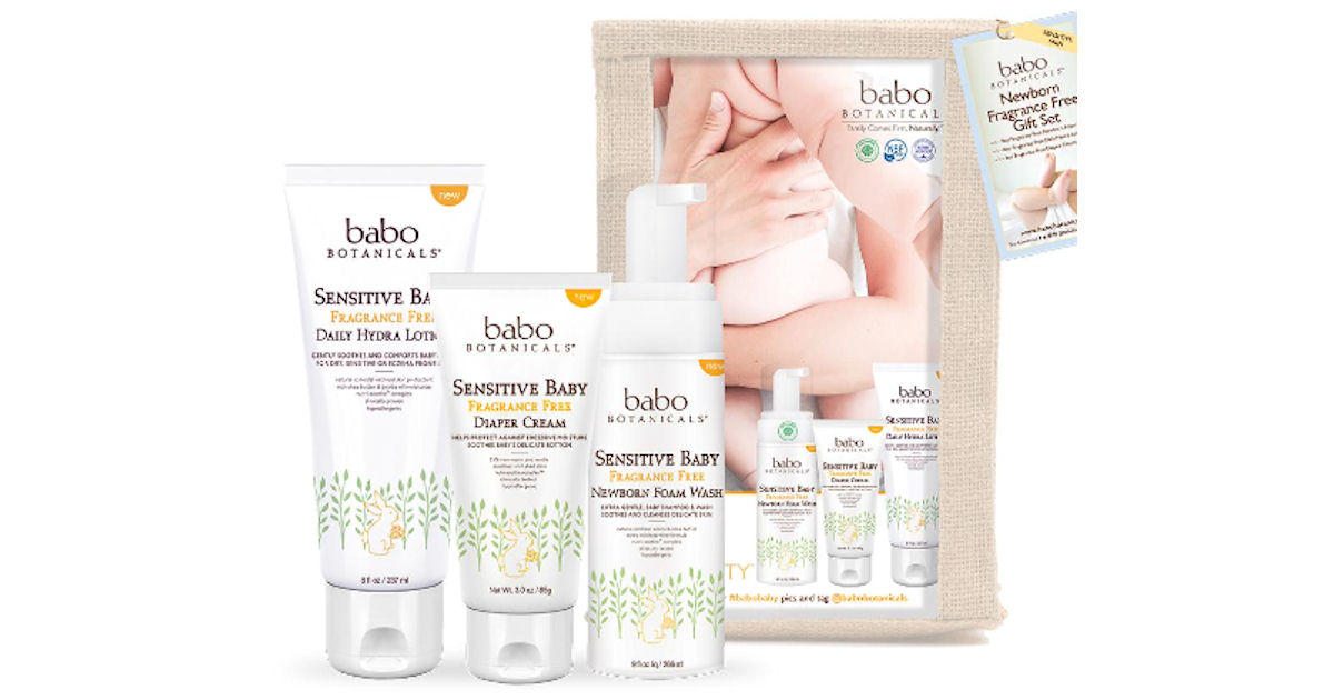FREE Sample of Babo Botanicals...