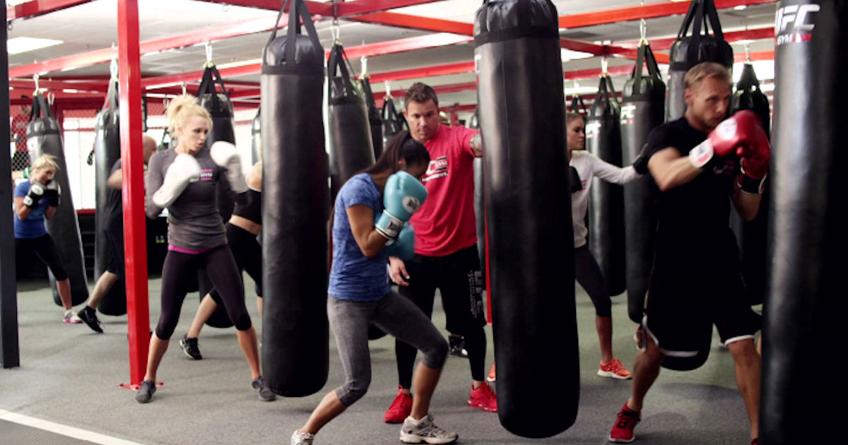 FREE UFC Gym Pass