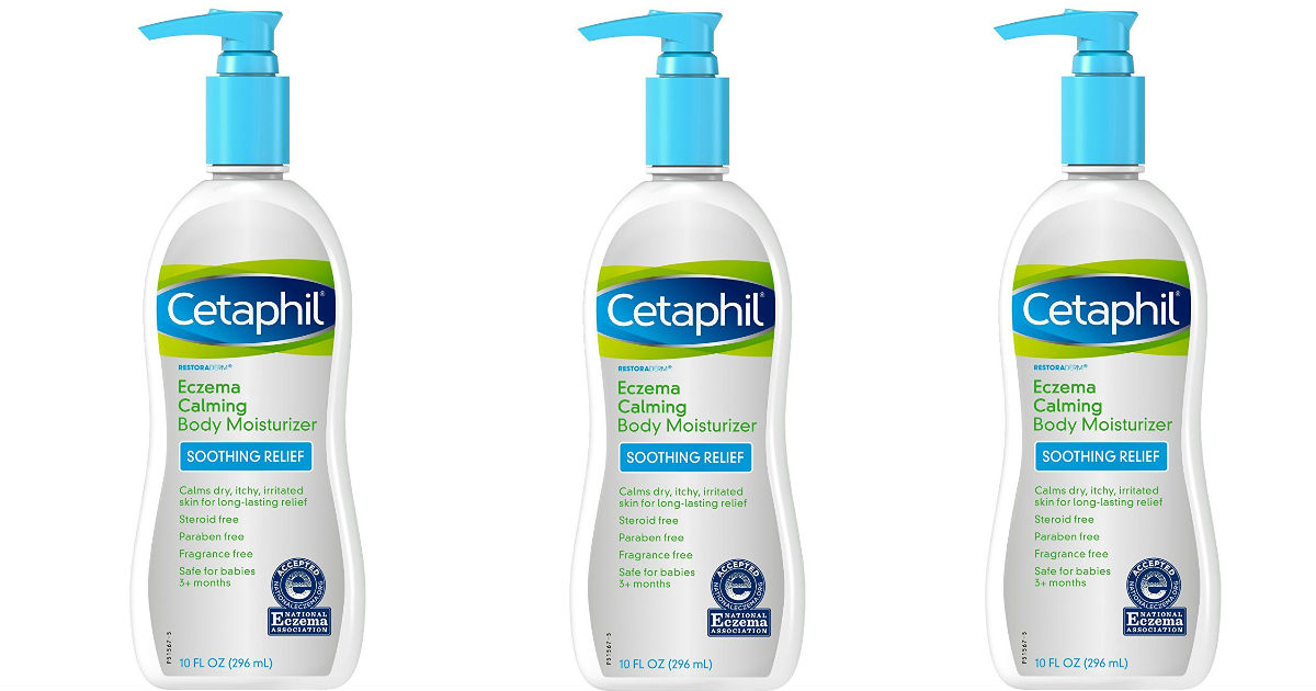 Cetaphil Restoraderm Eczema Cream $8 42 Shipped on Amazon