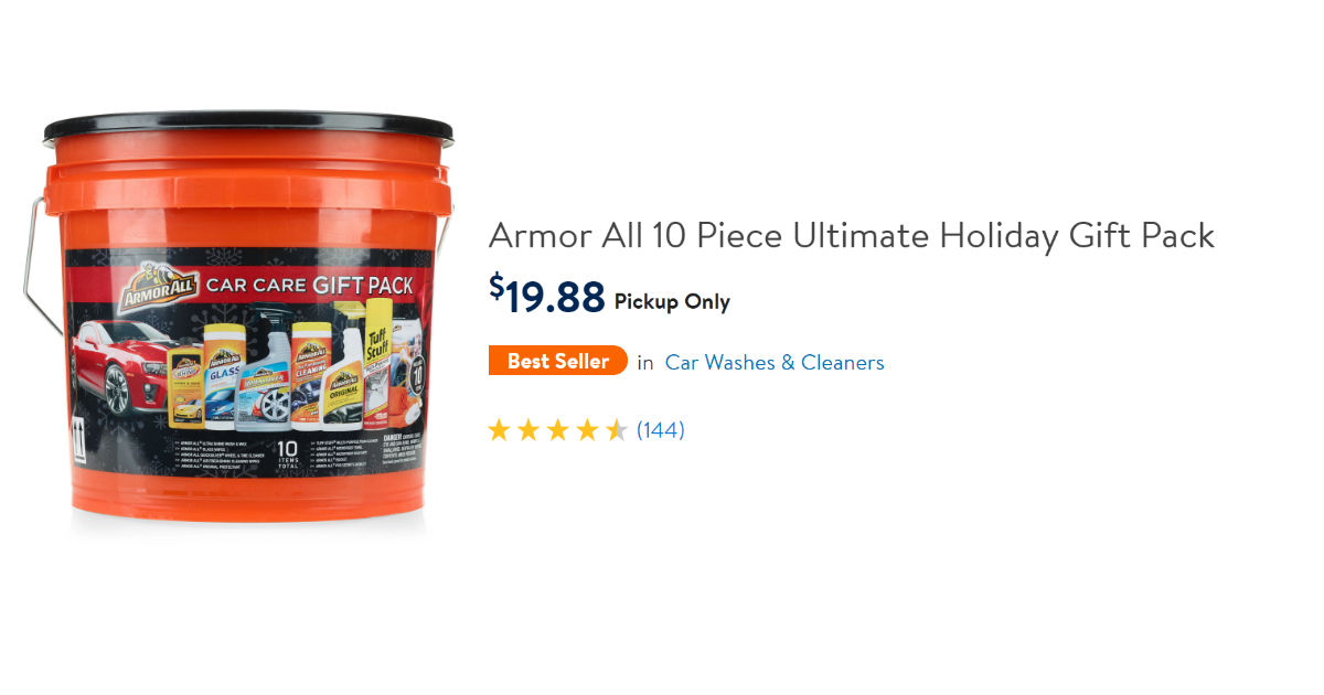 Armor All at Walmart
