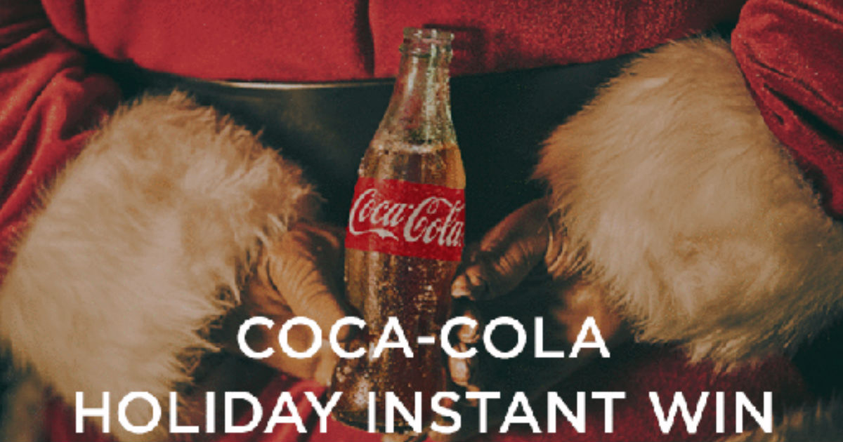 Holidaily instant win giveaways