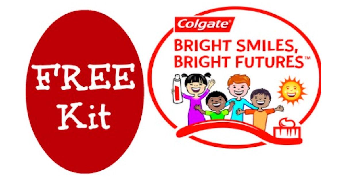 FREE Colgate Bright Smiles, Br...