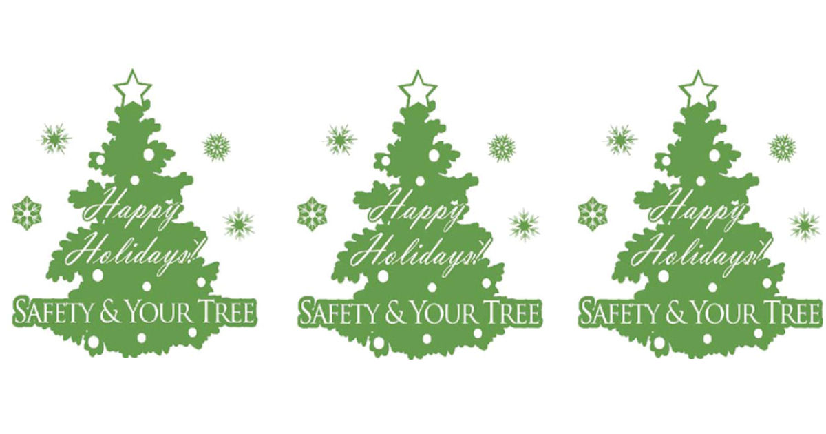 FREE Christmas Tree Fire Safet...