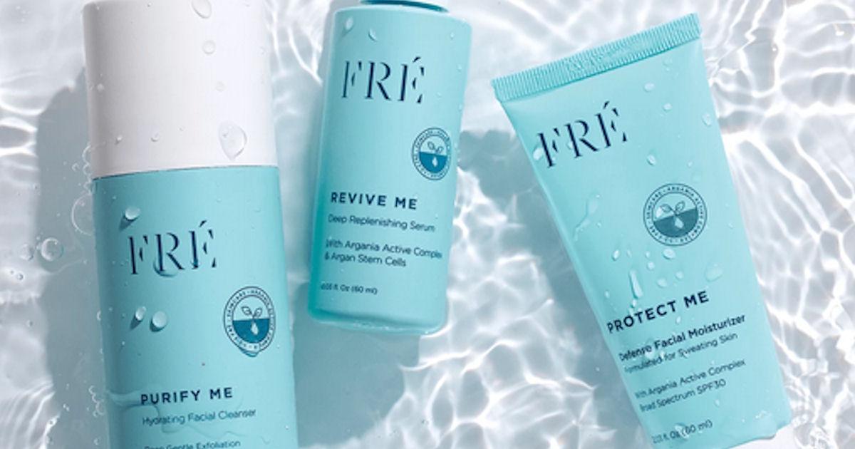 FREE FRÉ Skincare Samples...