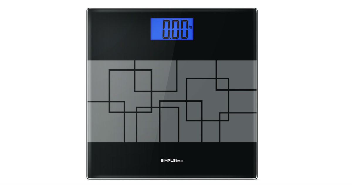 Digital Bathroom Scale on Amazon