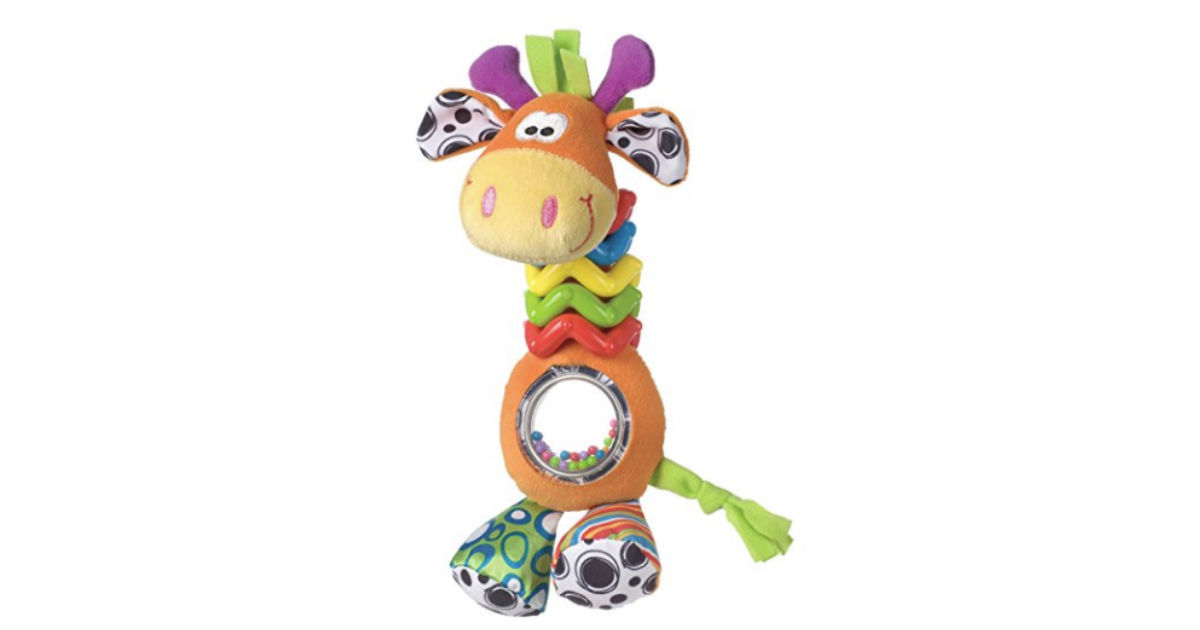 Giraffe Baby Toy on Amazon