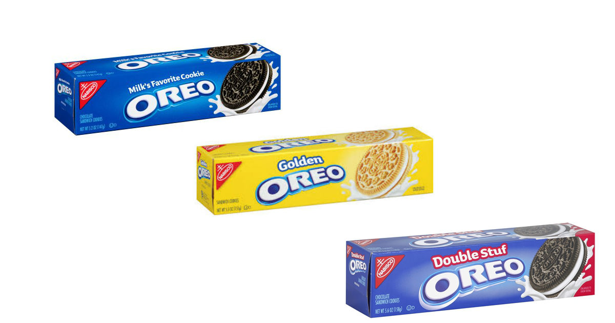 $0.24 Oreo Cookie Packs at CVS