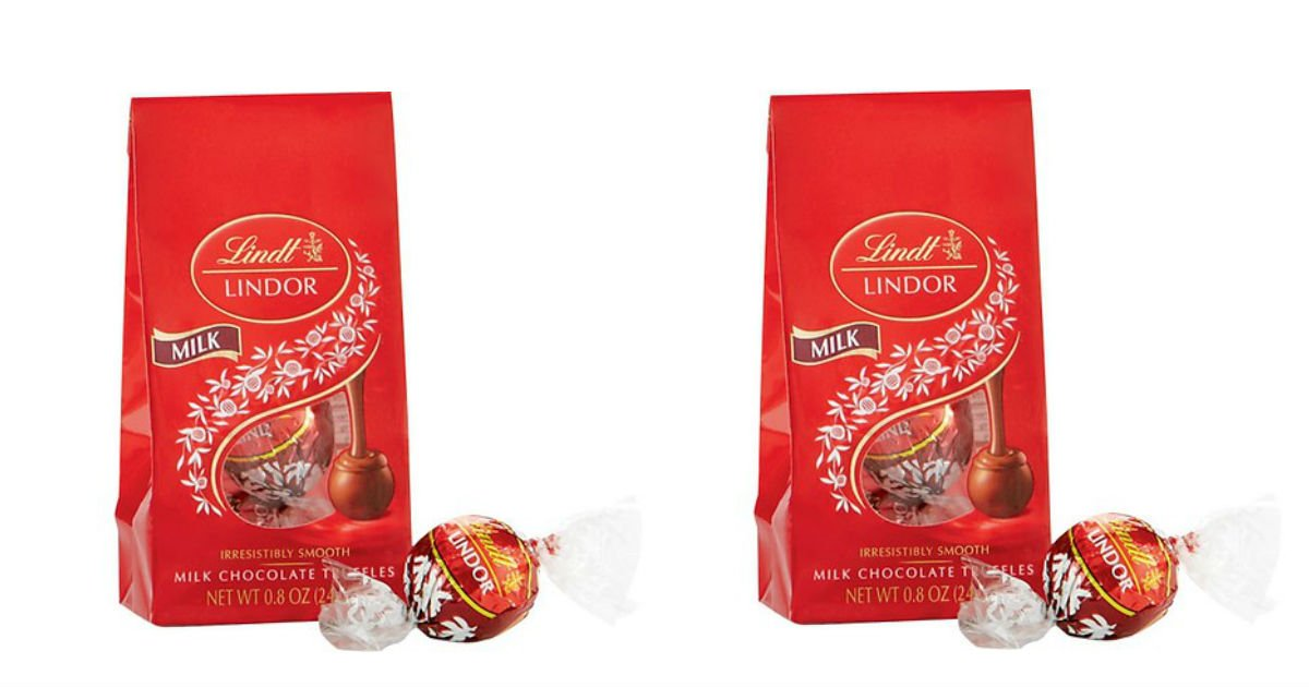 FREE Lindt Chocolate Valentines Bags at Target