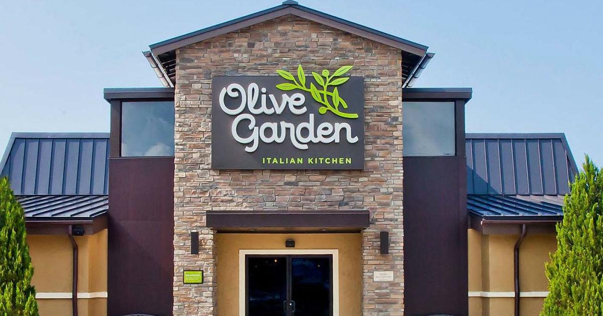 Olive Garden ToGo Order Coupon