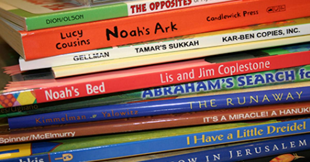 PJ Library - FREE Childrens Bo...