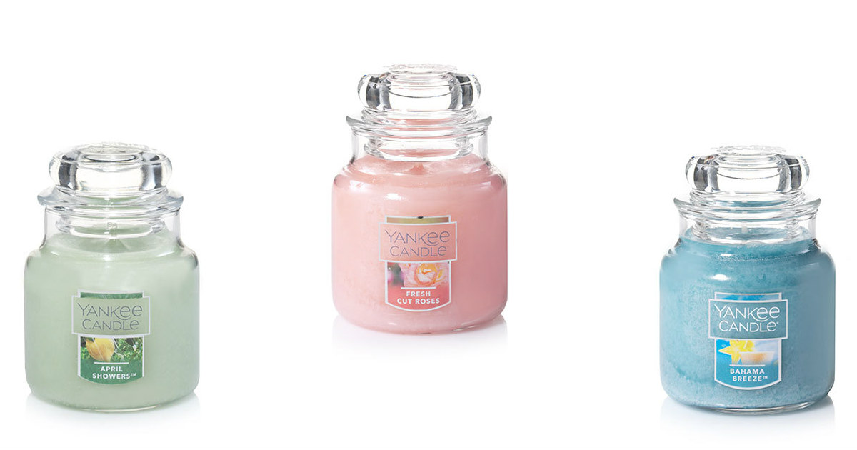Yankee Candles Small Jar Candles $5.33 each