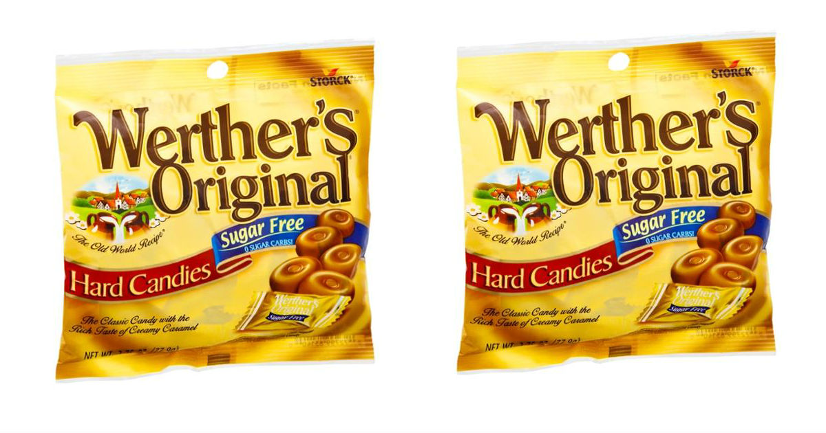 Werther's at Walgreens