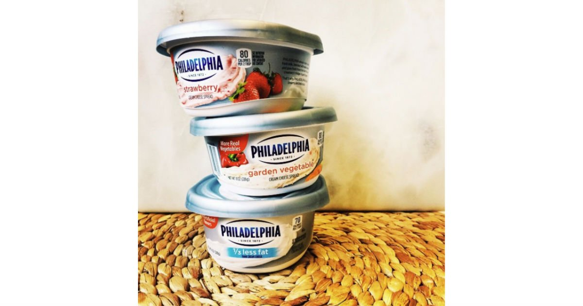 Philadelphia Cream Cheese at Walmart
