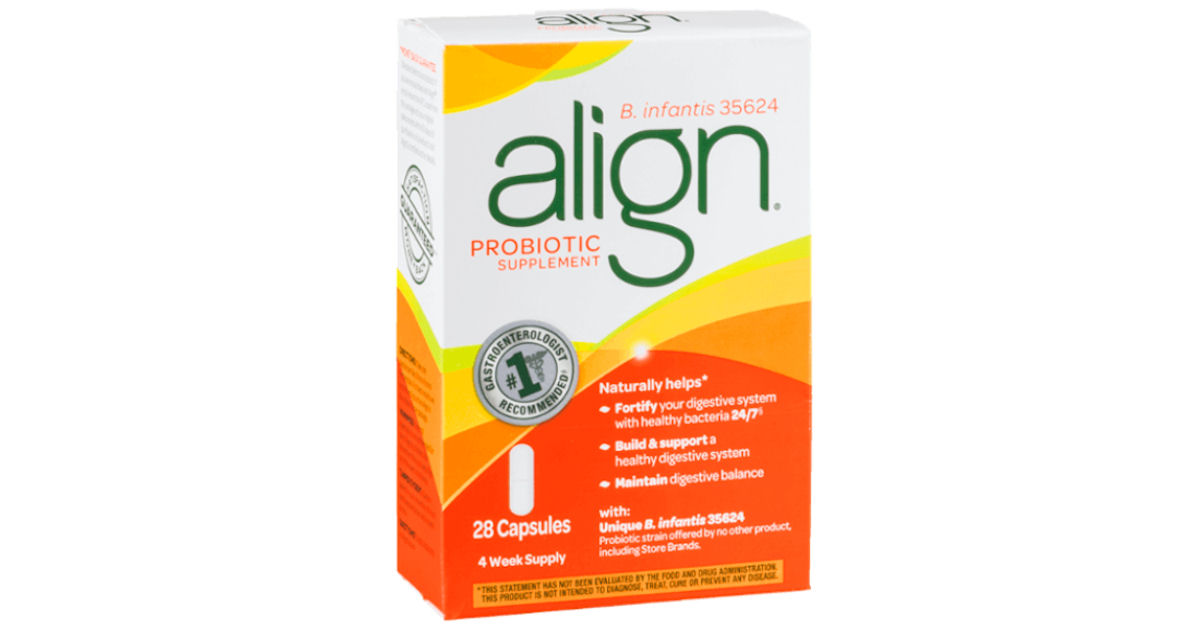 Align Probiotic Class Action S...