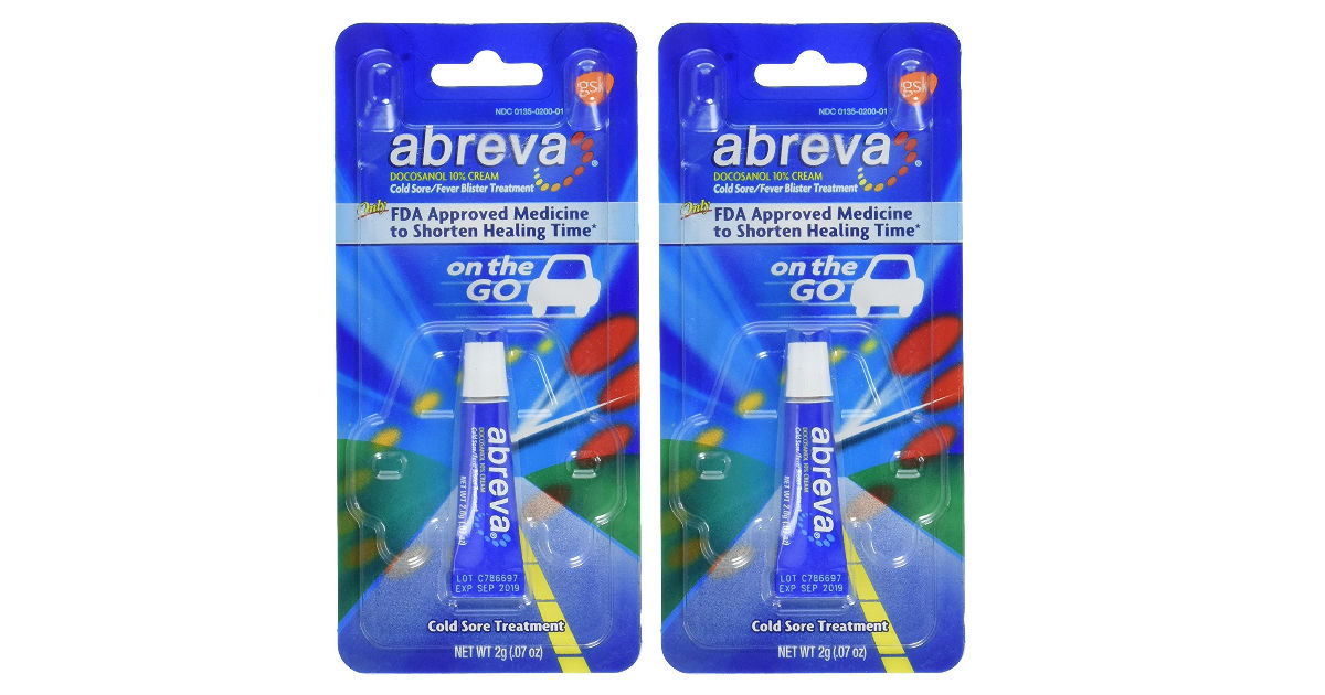 Save Nearly $15 on Abreva at CVS