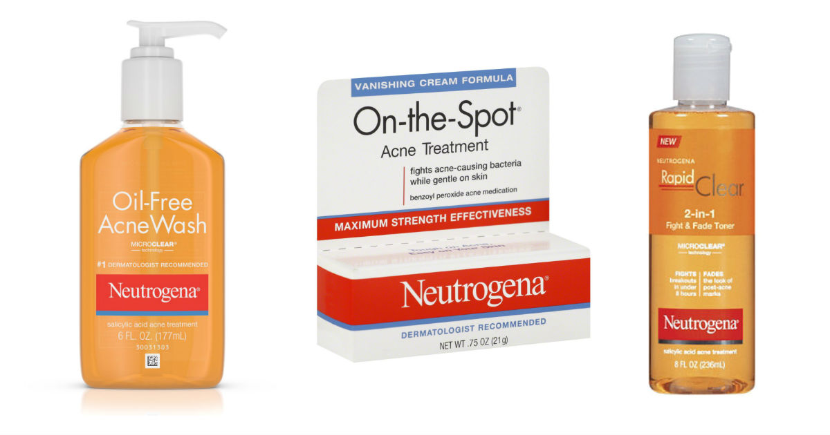 photograph relating to Printable Neutrogena Coupon identify Higher Expense $3.00 Off Neutrogena Pimples Coupon - Free of charge Bar Cleaning soap