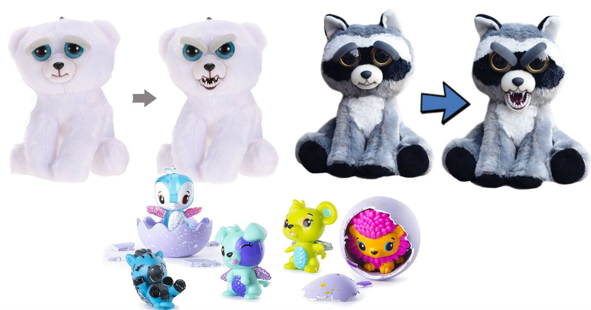 Fiesty Pets Toys on Tomtop