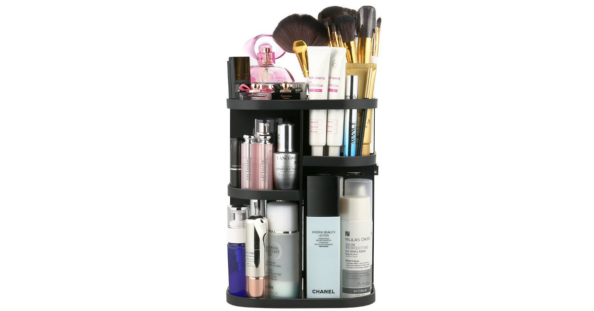 Makeup organizer on Amazon