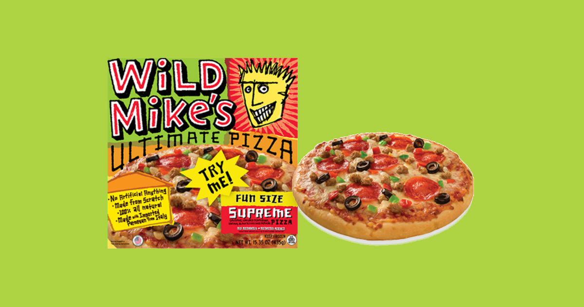 Wild Mike's Pizza
