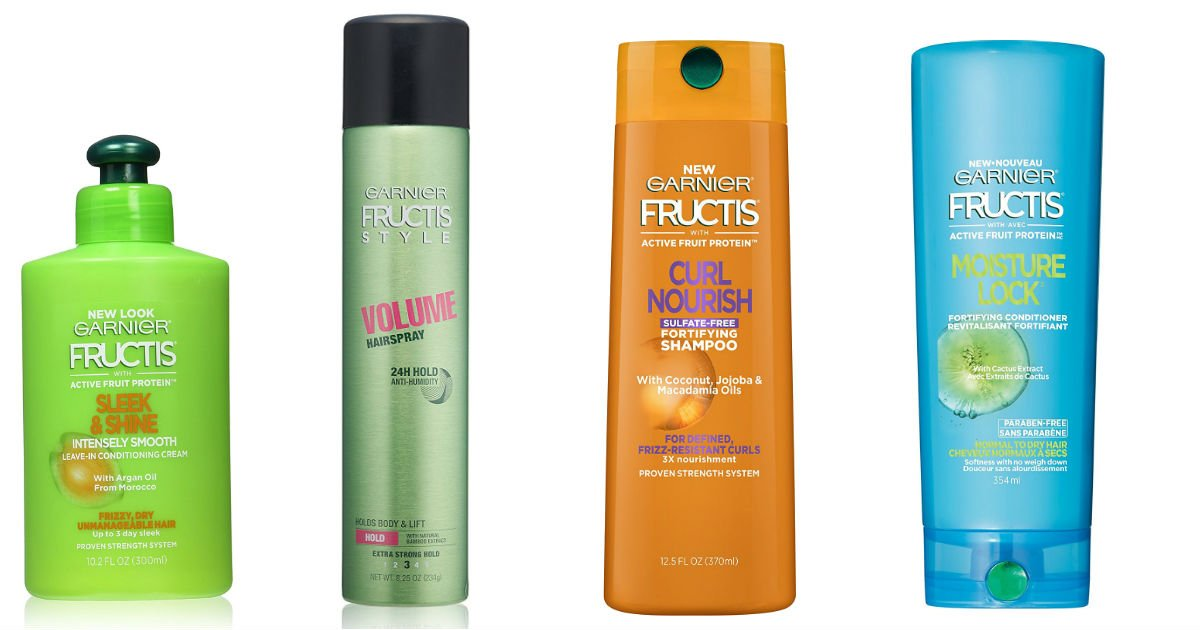 image regarding Garnier Printable Coupon known as Fresh new Garnier Fructis Hair Items Large-Importance Printable