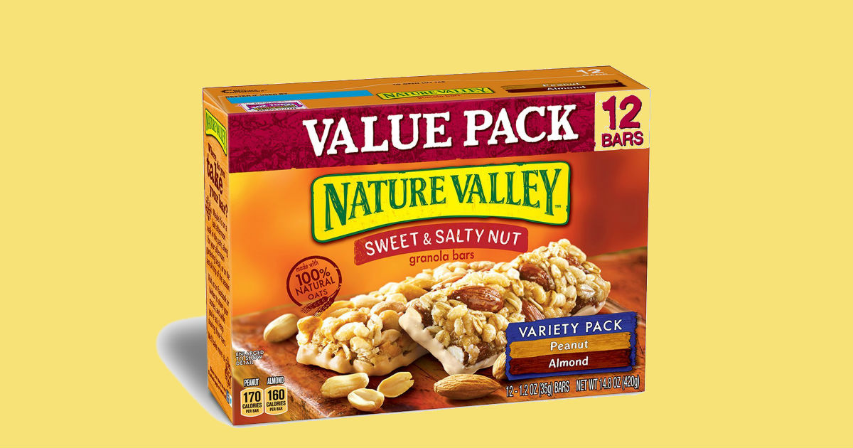 Nature Valley at CVS