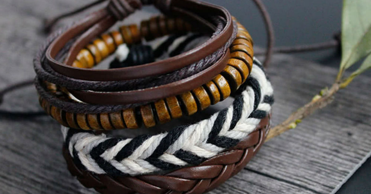 Bohemian Multi-layer Bracelet.