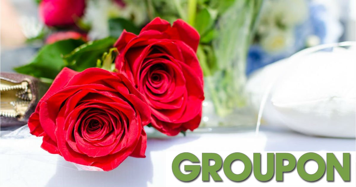 Valentine's Day Groupon Coupon