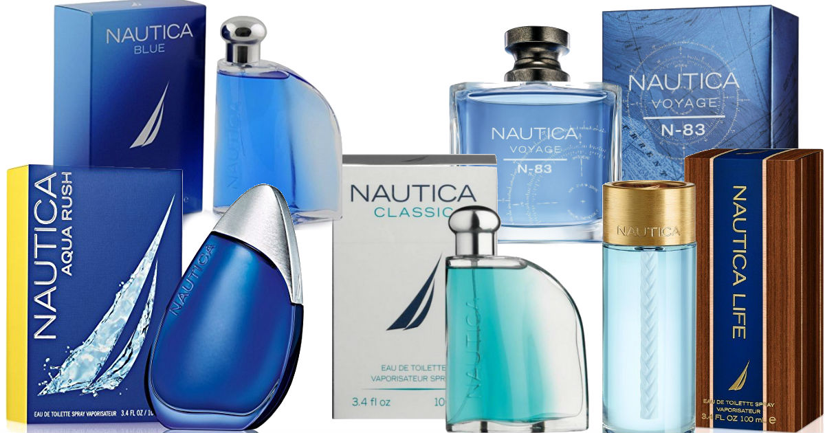 Men's Nautica Colognes Under $20 - Valentine's Day Gifts